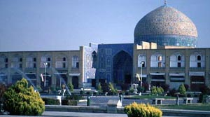 Vorderasien, Iran-Expeditionen - In Isfahan